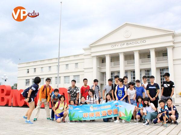 Tham quan văn phòng chính phủ Bacolod