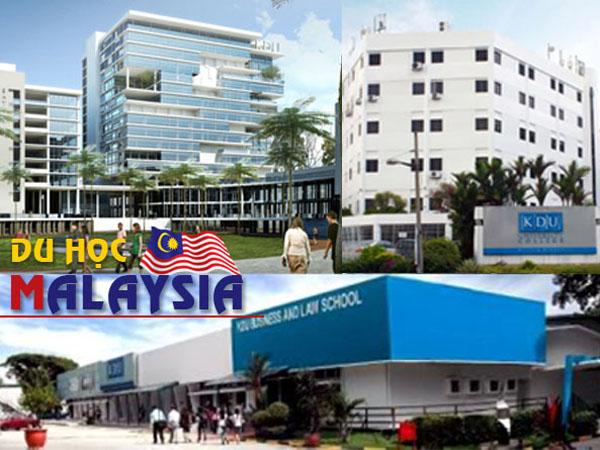 Tuyển sinh du học Malaysia 2018 tại Đại học KDU