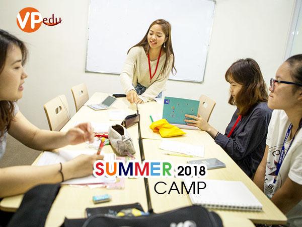 Chương trình trại hè IELTS 2018 tại trường anh ngữ IDEA Philippines