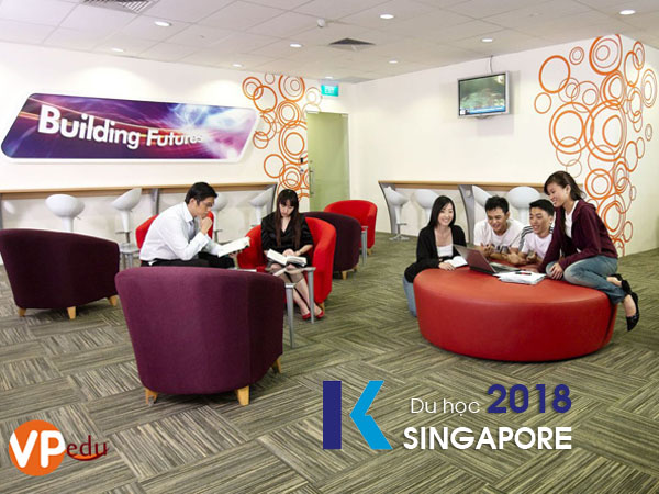 Học viện Kaplan thông báo tuyển sinh du học Singapore 2018