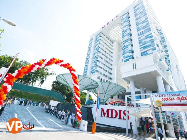 Khám phá ký túc xá hiện đại bậc nhất Đông Nam Á tại Học viện MDIS