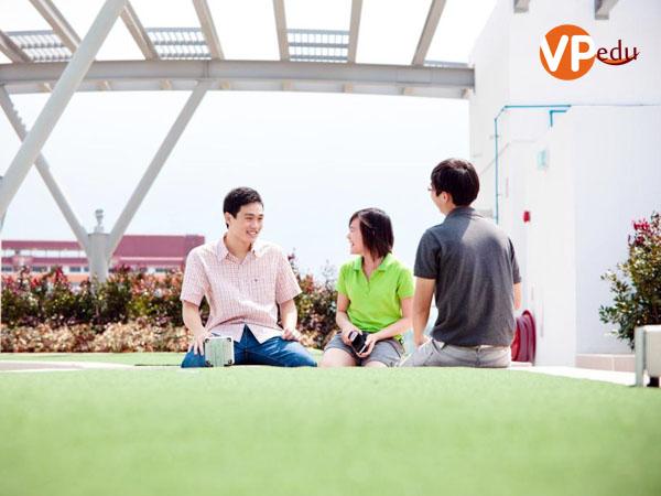 Tại Ký túc xá Học viện MDIS sinh viên sẽ có môi trường sống tiện nghi nhất khi du học Singapore
