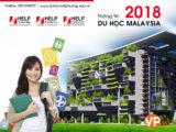 Thông tin tuyển sinh du học Malaysia tại Đại học Help năm 2018