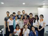 Toàn cảnh hội thảo du học - Bí mật ngành du lịch khách sạn tại Singapore