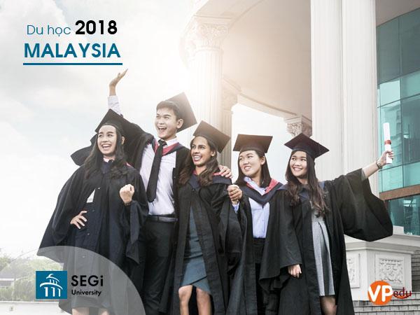 Tuyển sinh du học Malaysia 2018 tại Đại học SEGi