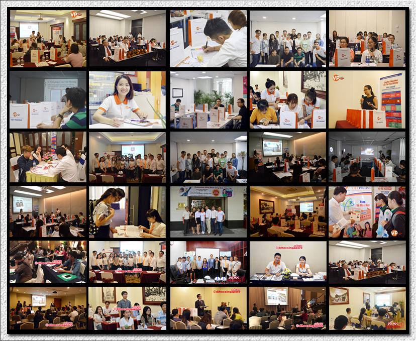 VPEdu liên tục tổ chức hội thảo, triễn lãm du học nhằm cung cấp thông tin mới nhất, chính xác nhất tới phụ huynh và học sinh