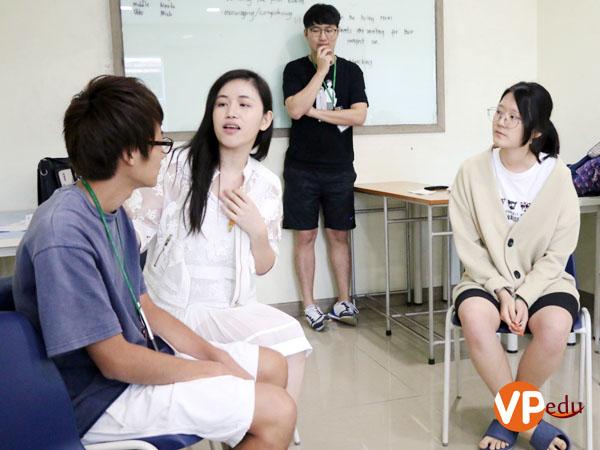 Chương trình học ứng dụng tại trường Philippines giúp học viên sữ dụng tiếng anh linh hoạt hơn