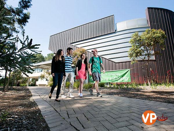 Murdoch University Top 2% các trường đại học tốt nhất thế giới