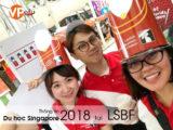 Thông tin chương trình Du học Singapore tại Học viện LSBF năm 2018