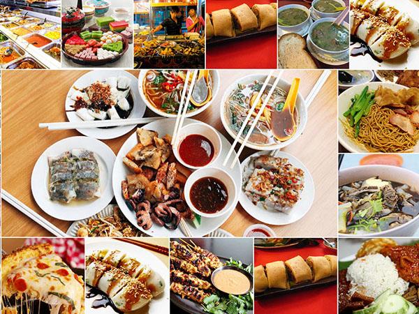 Ẩm thực Malaysia đa dạng và có nét tương đồng với Việt Nam