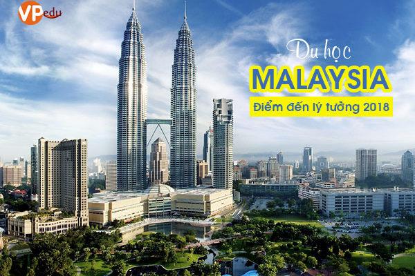 Du học Malaysia điểm đến lý tưởng bậc nhất Châu Á
