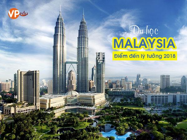 Du học Malaysia điểm đến lý tưởng bậc nhất Châu Á 2018