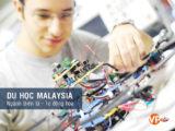 Du học Malaysia ngành điện tử - tự động hóa 2018