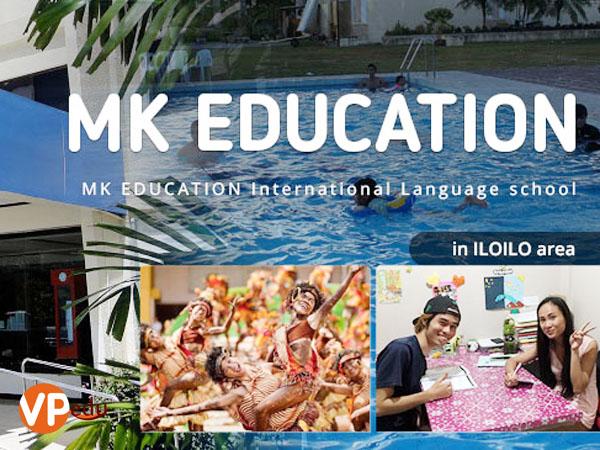 Du học Philippines học tiếng anh tại trường anh ngữ MK 2018