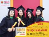 Hội thảo du học Singapore - MDIS Nơi kiến tạo tương lai cho bạn