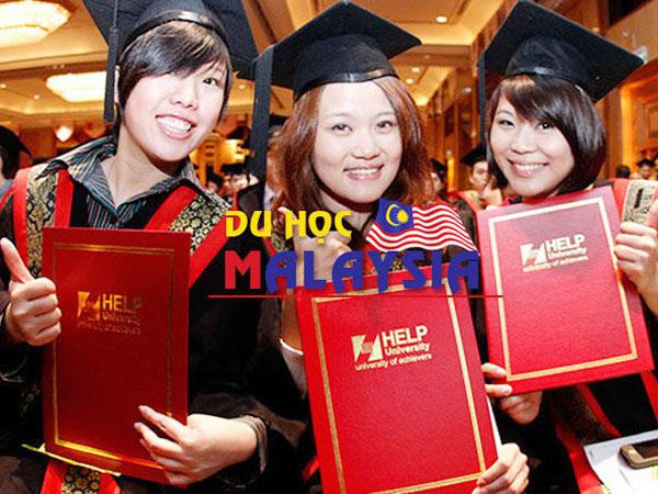 Thông tin Học bổng du học Malaysia 2018 tại Đại học Help