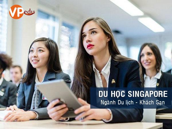 Thông tin du học Singapore ngành du lịch khách sạn 2018