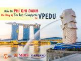 Miễn phí ghi danh khi đăng ký du học Singapore tại VPEdu
