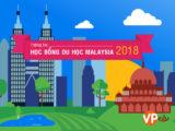 Tổng hợp thông tin học bổng du học Malaysia 2018