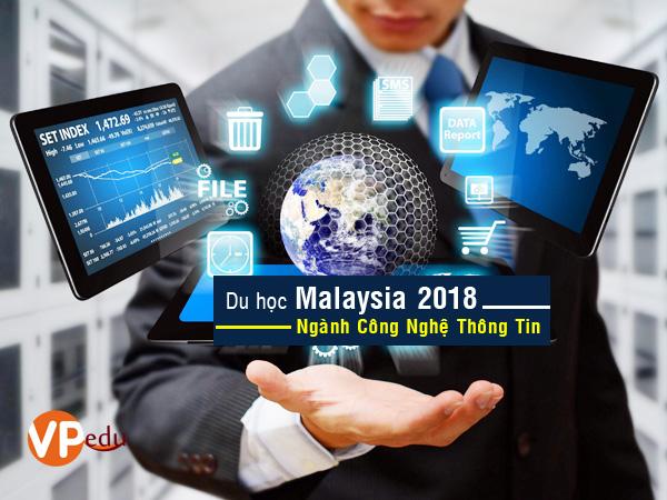 Tuyển sinh du học Malaysia ngành Công nghệ thông tin 2018