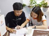 Du học Việt Phương hướng dẫn thủ tục nhập học cho sinh viên sau buổi hội thảo