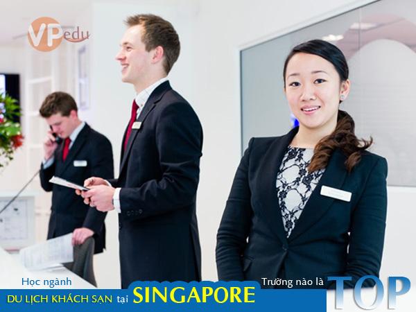 Học ngành du lịch khách sạn tại Singapore, trường nào là top