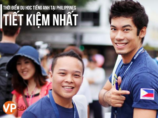 Học tiếng anh tại Philippines trường nào có chi phí thấp