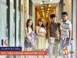 Ưu đãi và học bổng du học Singapore tại Học viện Kaplan năm 2018