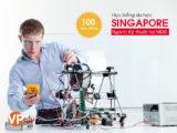 Học bổng 100 triệu du học Singapore ngành kỹ thuật tại MDIS