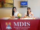 Mọi thứ đã săn sàn để đón quý phụ huynh, học sinh đến thăm dự hội thảo du học Singapore cùng trường MDIS