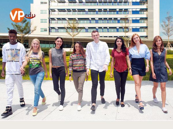 Đại học Stamford Thái Lan nơi học tập của sinh viên đến từ hơn 100 quốc gia trên thế giới
