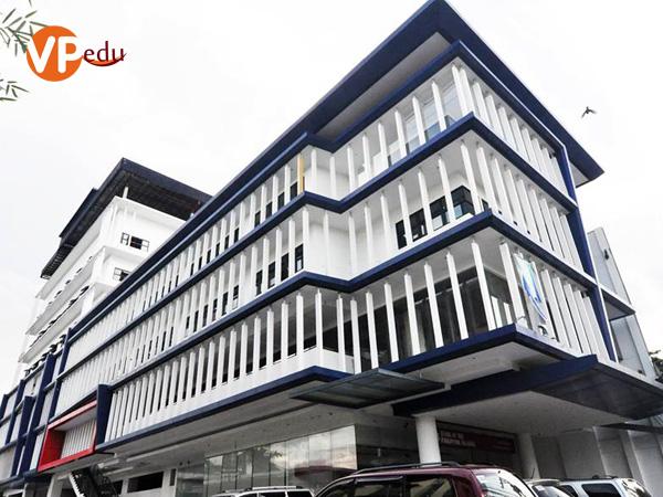 Cơ sở vật chất trường anh ngữ Cella hiện đại bậc nhất khu vực Cebu Philippines