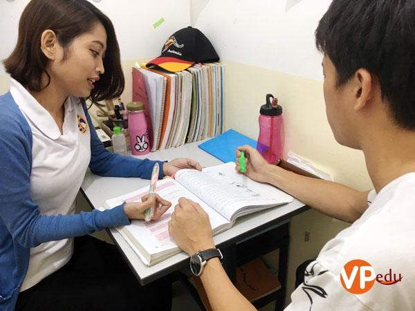 Chương trình tiếng anh 1-1 giúp học viên cải thiện khả năng tiếng anh của mình một cách nhanh chóng
