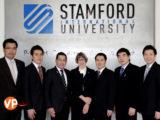 Du học Thái Lan chương trình MBA tại Đại học Stamford