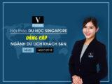 Hội thảo chuyên đề học ngành Du lịch khách sạn tại Singapore