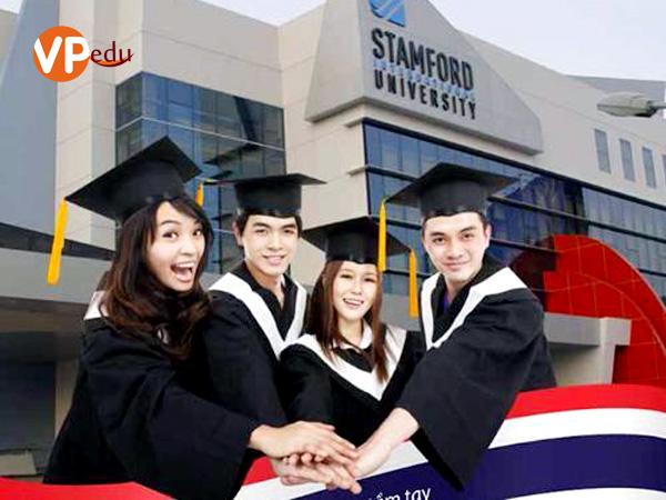 Khi học tại Đại học Stamford Thái Lan sinh viên có cơ hội nhận được bằng kép của các trường đại học danh tiếng trên thế giới