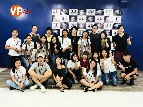 Trường anh ngữ 3D Philippines là nơi học tập lý tưởng của sinh viên quốc tế khi muốn nâng cao khả năng tiếng anh trong thời gian ngắn