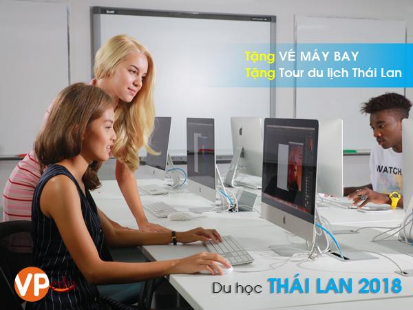 Ưu đãi Du học Thái Lan tại Đại học Quốc tế Stamford 2018