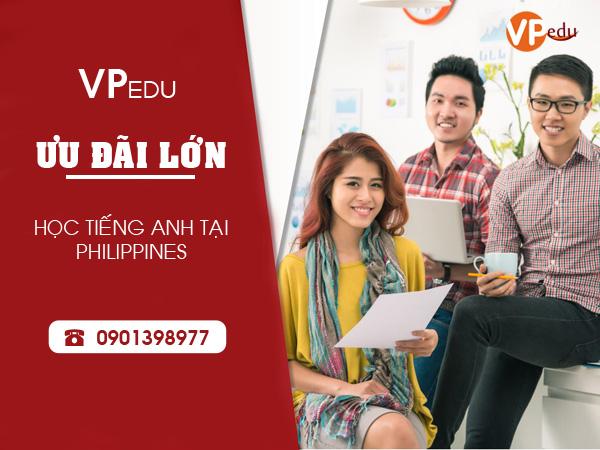 Ưu đãi du học Philippines tại các trường anh ngữ hàng đầu