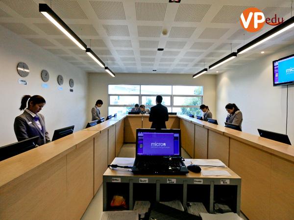 Cơ hội việc làm rộng mở khi du học Thái Lan ngành du lịch khách sạn