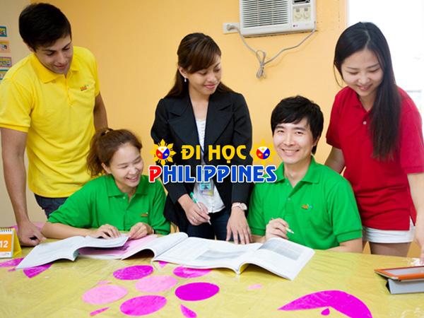 Du học Philippines học tiếng anh dành cho người mới bắt đầu