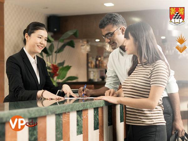 Sức hút mới khi học ngành du lịch khách sạn tại Học viện MDIS