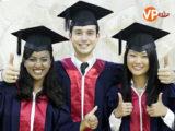 Sinh viên sẽ nhận được băng cấp từ các trường đại học danh giá ở Anh, Úc khi du học SIngapore tại PSB