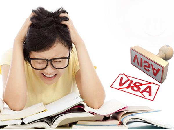 Rớt visa du học Mỹ - đừng lo lắng - đi rồi sẽ đến