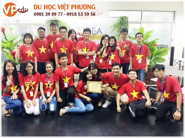 Học viên Việt Nam theo học tại trường Anh ngữ IDEA Cebu Philippines