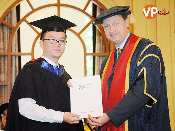Học chương trình thạc sĩ tại Học viện ERC Singapore