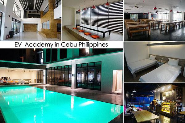 Trường anh ngữ EV có cơ sở vật chất hiện đại bậc nhất tại Philippines