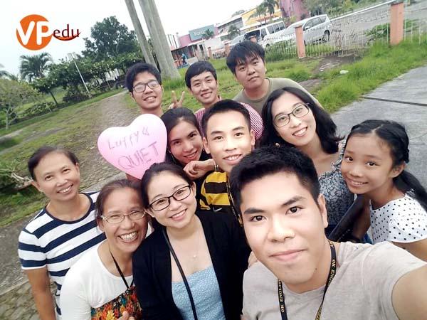 Chia sẽ về học tiếng anh tại Philippines của Phạm Thanh Bạch