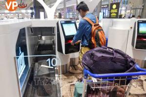 Singapore áp dụng tờ khai điện tử cho du khách