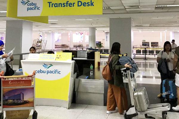 Hướng dẫn nhập cảnh và nối chuyến tại sân bay Manila Philippines